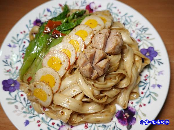 大叔製麵+青菜火鍋料煮食5.jpg