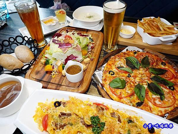 歡樂派對組合套餐-洋城義大利餐廳慶城店首圖.jpg