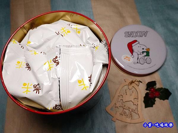 米樂爆米花(millerpopcorn)-史努比聖誕合唱罐(黃巧達起司) (6).jpg