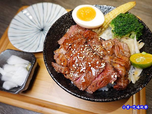 翼板牛排丼-大河屋燒肉丼串燒-微風本館 (4).jpg