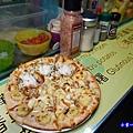 甜口味披薩雙拼-水果兔窯烤披薩饒河店   (2).jpg