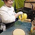 甜口味披薩雙拼-水果兔窯烤披薩饒河店   (3).jpg