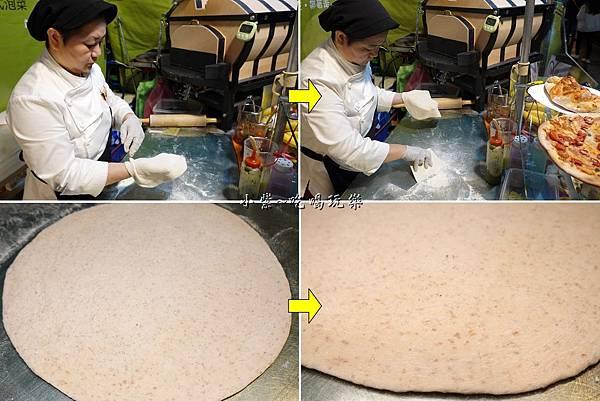 饒河街夜市美食--水果兔窯烤披薩饒河店.jpg