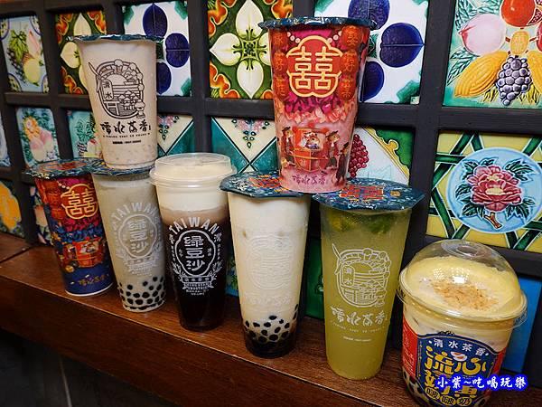 圍爐喝飲料-清水茶香沙鹿店 (1).jpg