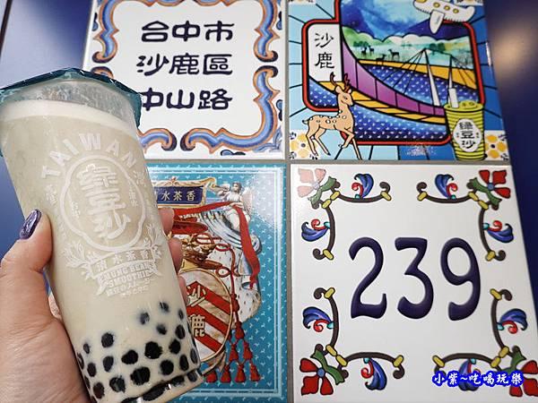 綠豆少牛奶珍珠-清水茶香沙鹿店  (2).jpg