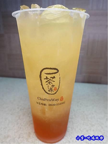 青檸玫瑰飲-茶本味沙鹿成功店 (2).jpg