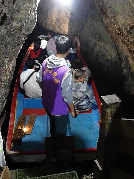 月洞遊憩區  搭小船15分鐘 (2).JPG