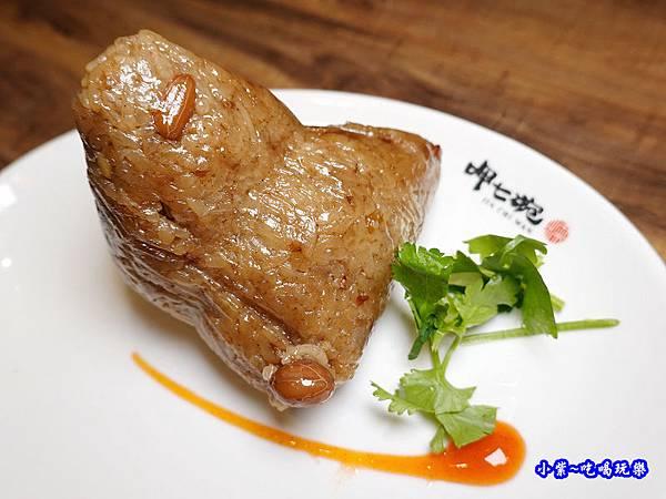 經典肉粽-呷七碗淡水店 (3).jpg