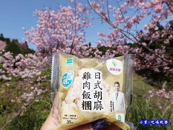 全家超級大麥-日式胡麻雞肉飯糰  (1).jpg