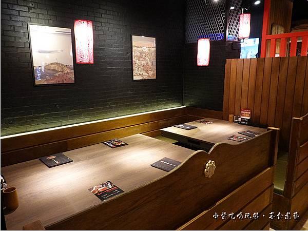 用餐環境-大河屋燒肉丼串燒南崁店 (4).jpg
