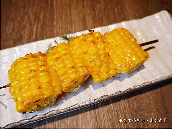 香烤奶油玉米-大河屋燒肉丼串燒南崁店.jpg