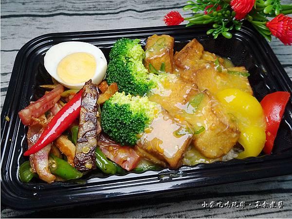 蟹黃豆腐煲餐盒-上海鄉村 (10).jpg