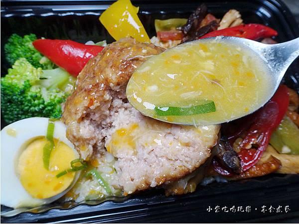 蟹黃獅子頭餐盒-上海鄉村 (9).jpg
