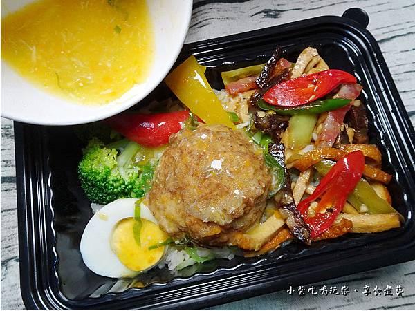 蟹黃獅子頭餐盒-上海鄉村 (5).jpg