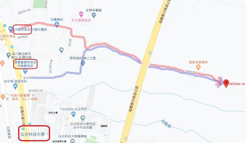 3e咖啡路線地圖.JPG