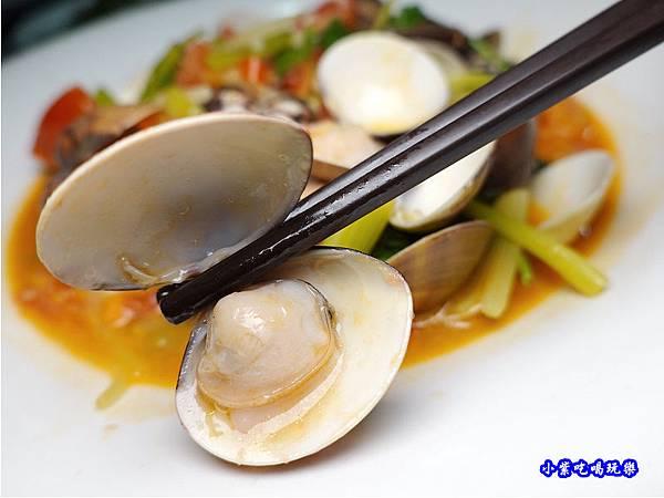 番茄炒蛤仔-珍寶燒肥鵝餐廳 (1).jpg