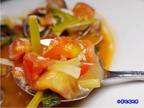 番茄炒蛤仔-珍寶燒肥鵝餐廳 (2).jpg