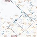 中原國小地下停車場到魔法氛子路線指引.JPG