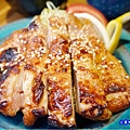 雞腿西京燒定食-坐著做員工食堂  (5).jpg