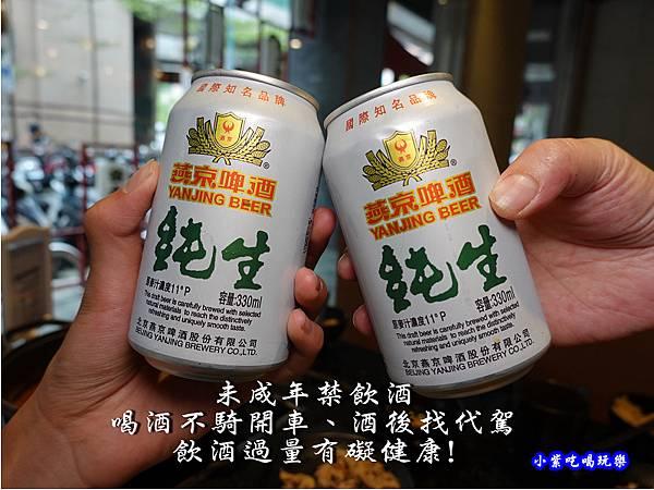 加價燕京純生啤酒-金大鋤壽喜燒府中店(吃到飽) (2).jpg