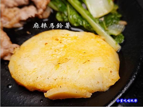 馬鈴薯-金大鋤壽喜燒府中店(吃到飽).jpg