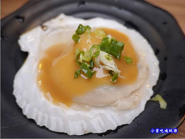 北海道大扇貝-赤富士無煙燒肉鍋物吃到飽  (1).jpg