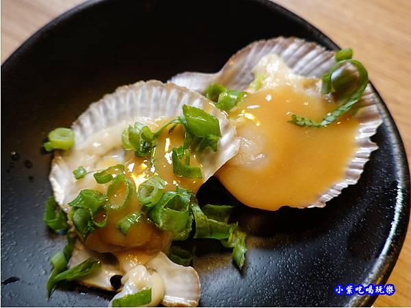 北海道小扇貝-赤富士無煙燒肉鍋物吃到飽 (2).jpg