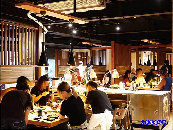 用餐環境-赤富士無煙燒肉鍋物吃到飽 (12).jpg