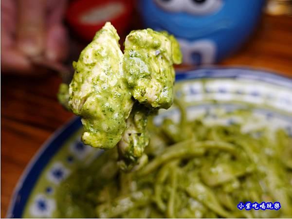 手作青醬奶油雞肉寛麵-歐義式義大利餐廳 (4).jpg