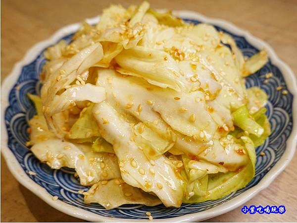 芝麻高麗菜沙拉-竹北-橫丁六八屋.jpg