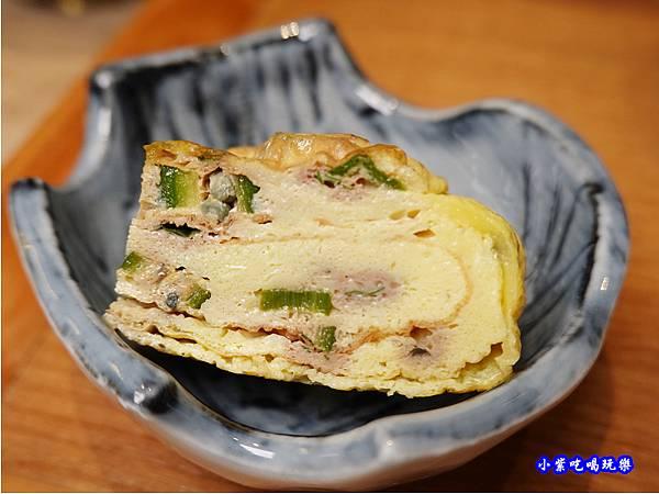 秋葵蛋玉子燒-竹北-橫丁六八屋.jpg