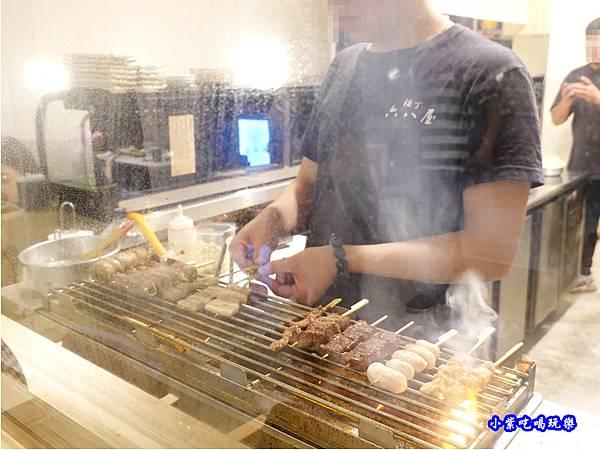 現烤串燒-竹北-橫丁六八屋.jpg