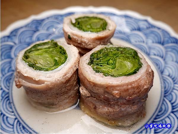 萵苣肉捲-竹北-橫丁六八屋 (1).jpg