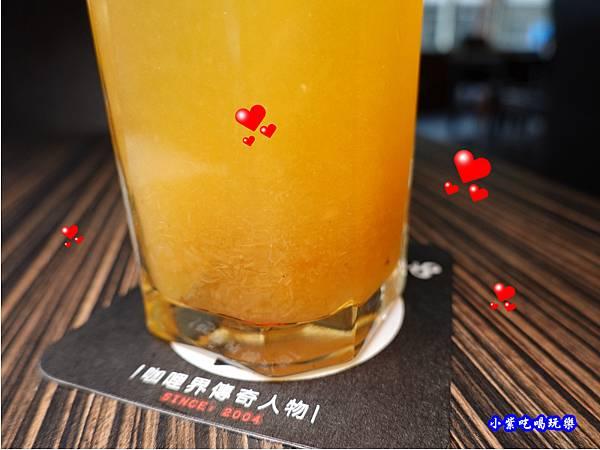 鳳梨冰茶-Mr38咖哩東海店 (2).jpg