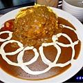 歐姆蛋肉醬咖哩飯-Mr38咖哩東海店 (3).jpg