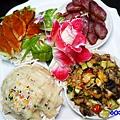 四色拼盤-山雞城庭園餐廳.jpg