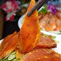 蒜苗烏魚子-山雞城庭園餐廳  (1).jpg