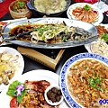 鱘龍魚6000合菜大坑-山雞城庭園餐廳.jpg