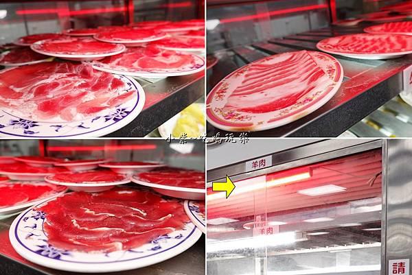 肉品放最上層-洪金小紅莓自助式石頭火鍋城.jpg
