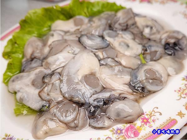 澎湖鮮蚵-洪金小紅莓自助式石頭火鍋城 (3).jpg