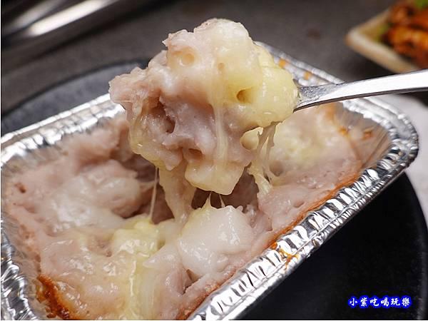 奶油起司芋頭-火之舞和牛燒烤吃到飽桃園店 (2).jpg