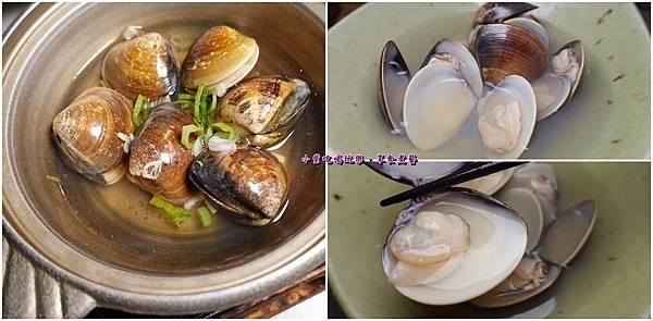 酒蒸蛤蜊-火之舞和牛燒烤吃到飽桃園店.jpg