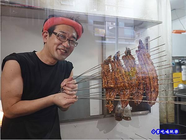 現烤鰻魚-三河中川屋台北店 (1).jpg