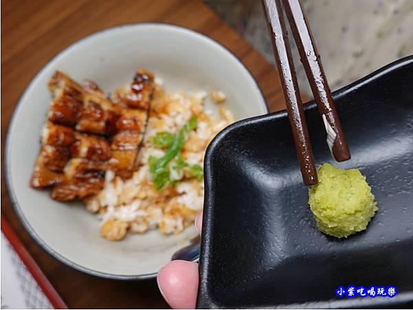 蒲燒鰻第二吃-三河中川屋台北店  (1).jpg