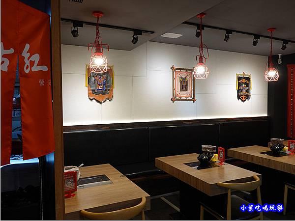 1樓用餐區-蒙古紅蒙古火鍋桃園店.jpg