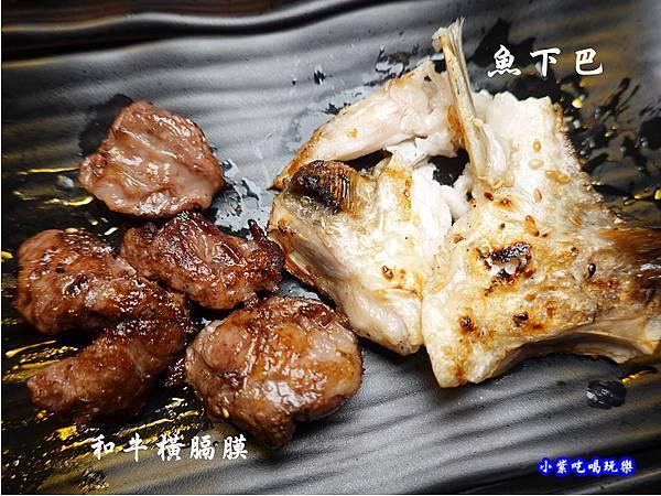和牛橫隔膜、魚下巴-赤富士草莓季.jpg