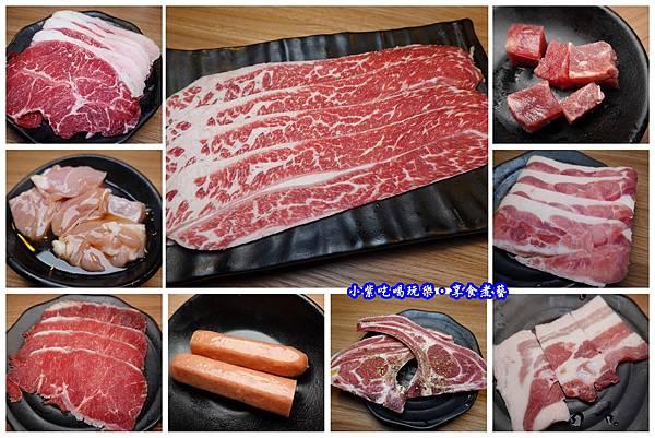 肉品--赤富士無煙燒肉鍋物吃到飽.jpg