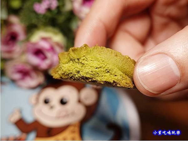 京都宇治抹茶曲奇餅-鐵猴子曲奇餅勤美中興店 (1).jpg