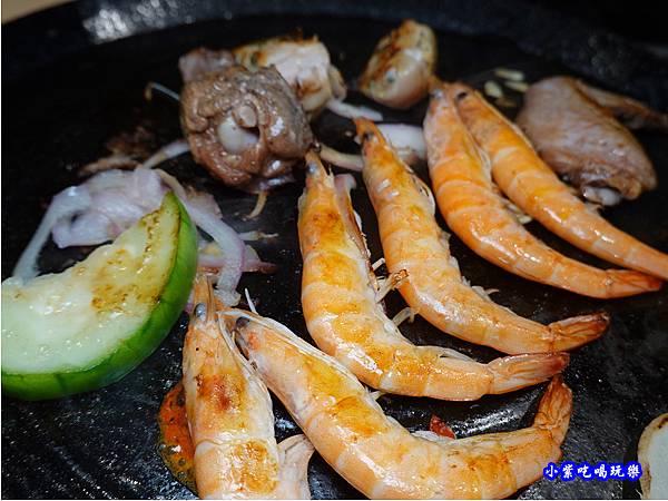 白蝦-肉鮮生韓式烤肉吃到飽沙鹿店  (2).jpg