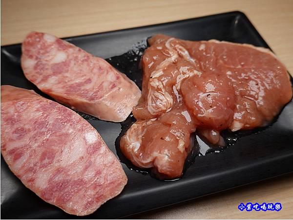 原味香腸-肉鮮生韓式烤肉吃到飽沙鹿店 (2).jpg